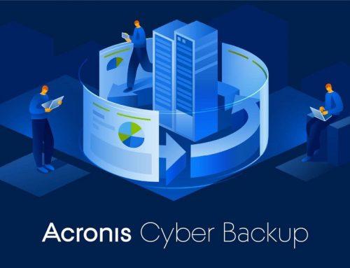 Acronis Managed Backup